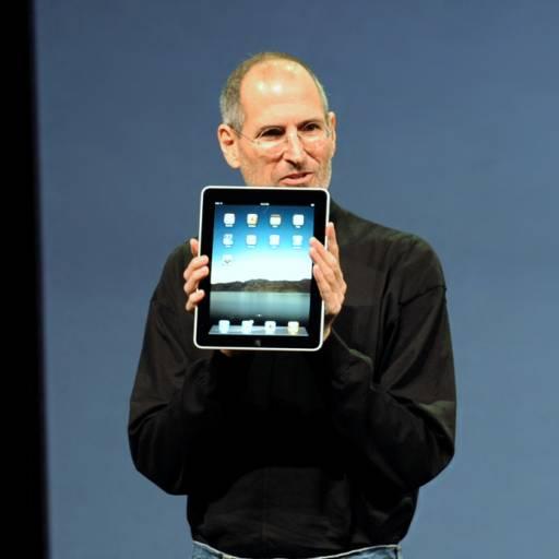Nasceu Steve Jobs