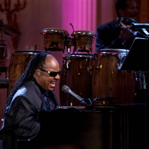 Nasceu o músico Stevie Wonder