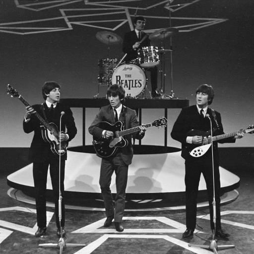 Os Beatles lançaram o seu single Help
