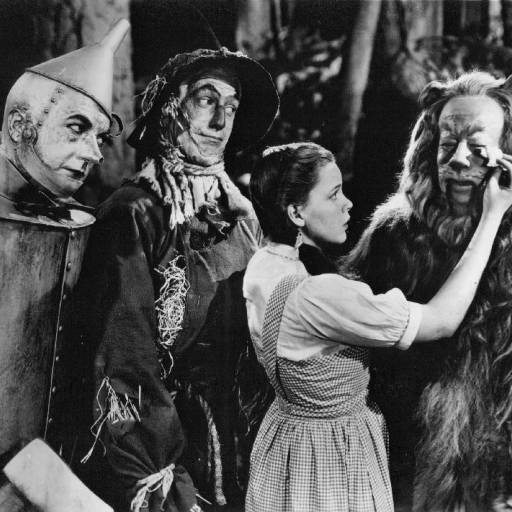 Estreou O Feiticeiro de Oz
