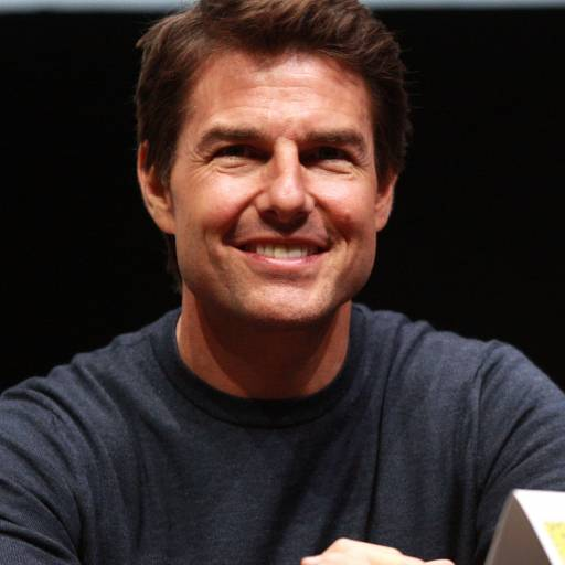 Nasceu o actor Tom Cruise