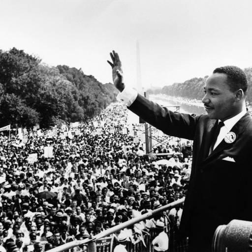 Martin Luther King Jr. recebeu o prémio Nobel da Paz