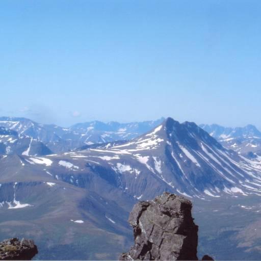 Um avião militar soviético lançou uma bomba atómica nas montanhas Urais