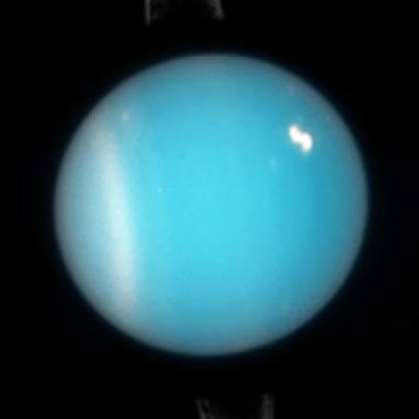 William Herschel descobriu Urano