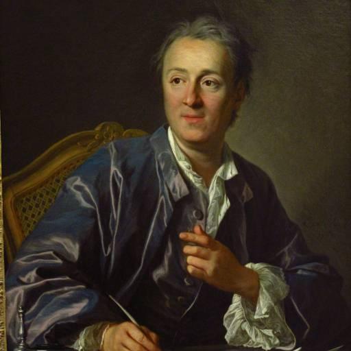 Faleceu o filósofo e escritor Denis Diderot