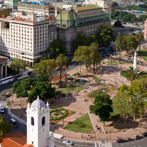 Foi fundada a cidade de Buenos Aires