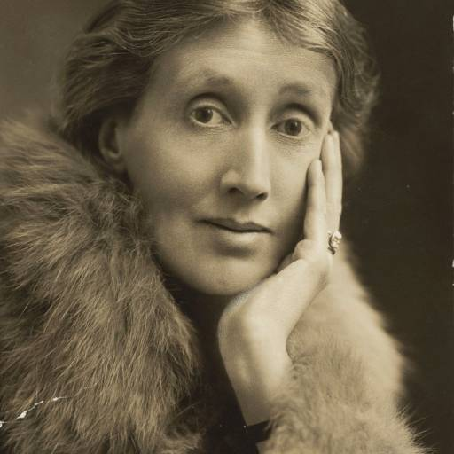 Nasceu a escritora Virginia Woolf