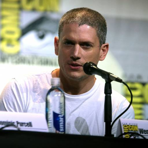 Nasceu o actor Wentworth Miller