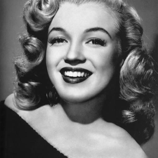 Nasceu a actriz Marilyn Monroe