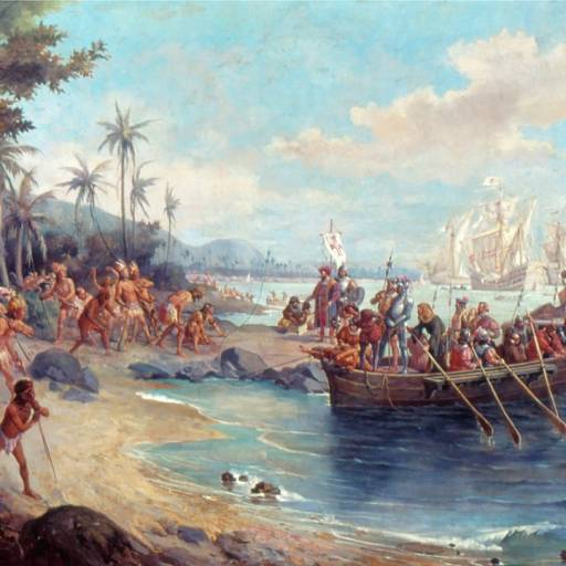Pedro Álvares Cabral descobriu o Brasil