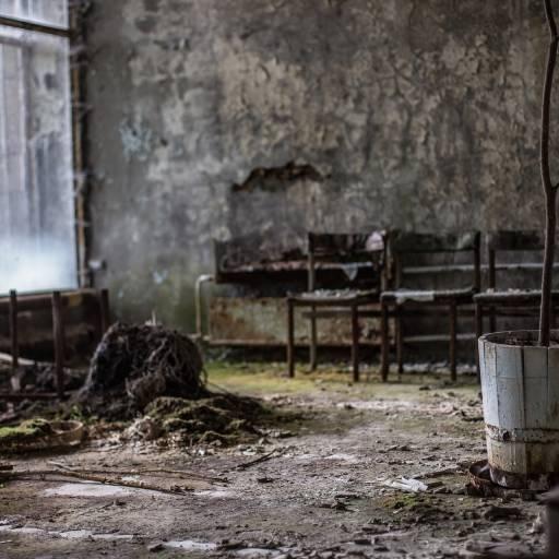 Ocorreu o acidente nuclear de Chernobyl
