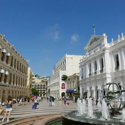 Fim da administração portuguesa em Macau a partir da meia-noite