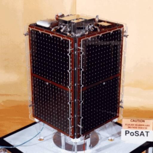 Foi lançado o primeiro satélite português, PoSat 1