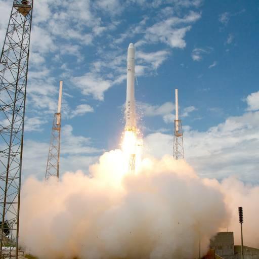 O primeiro combustível para foguetão foi testado com sucesso