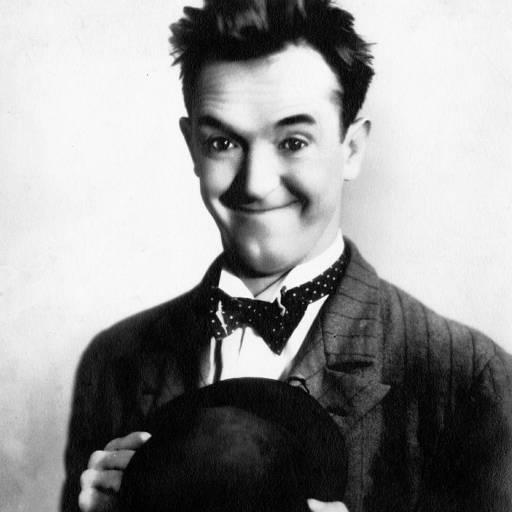 Faleceu o actor Stan Laurel