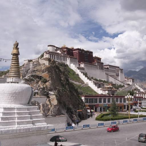 O Tibete foi reconhecido como uma região autónoma pelas autoridades chinesas