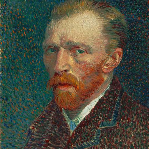 Vincent William Van Gogh atirou no seu próprio peito