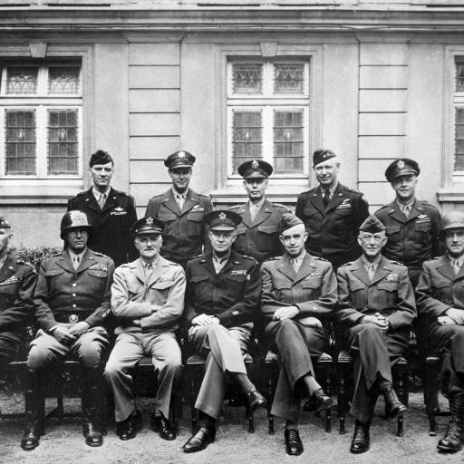 Na II Guerra Mundial, as tropas aliadas entraram na Alemanha