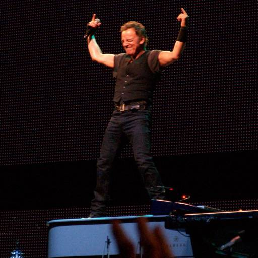 Nasceu o cantor e músico Bruce Springsteen