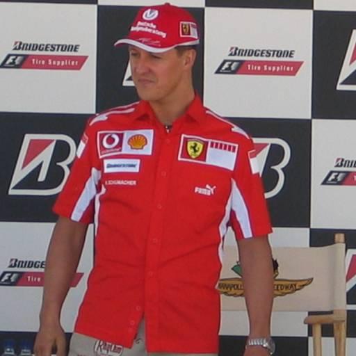Nasceu o piloto de Fórmula 1, Michael Schumacher