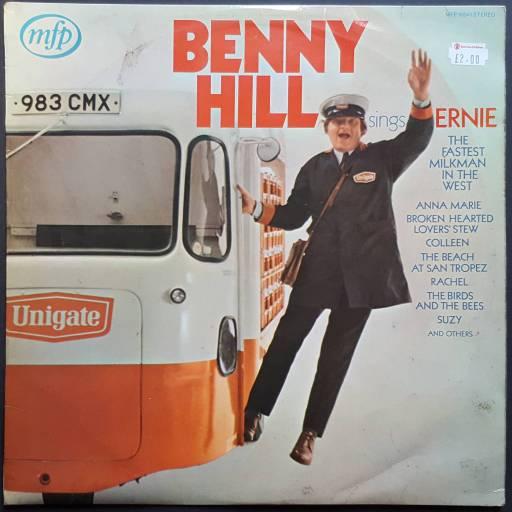 Faleceu o actor e comediante Benny Hill