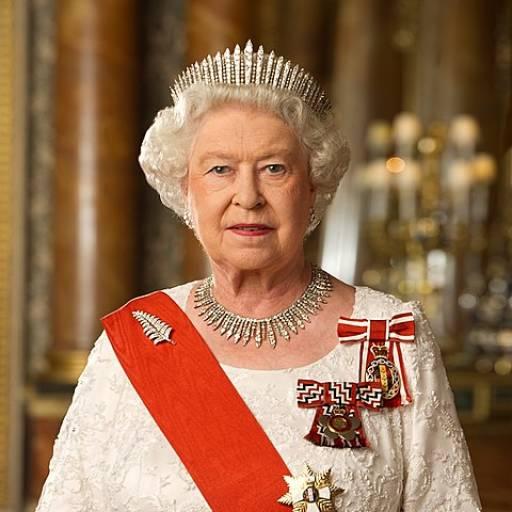 Nasceu a rainha de Inglaterra, Isabel II