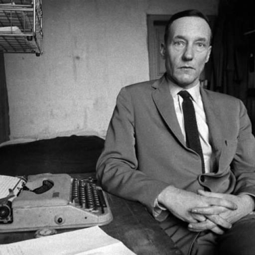 Faleceu o escritor William Burroughs