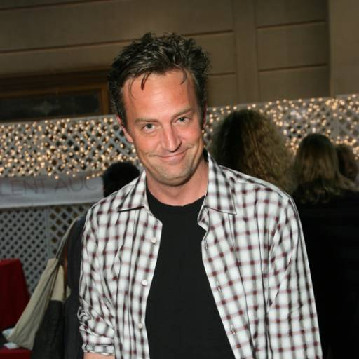 Nasceu o actor Matthew Perry