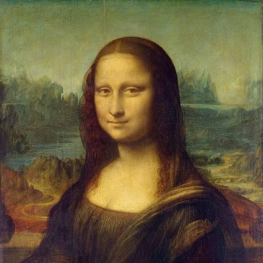 Leonardo Da Vinci foi contratado para pintar o quadro Mona Lisa