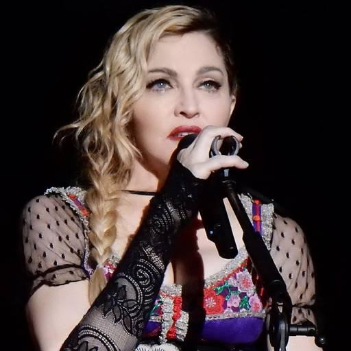 Nasceu a cantora e actriz Madonna
