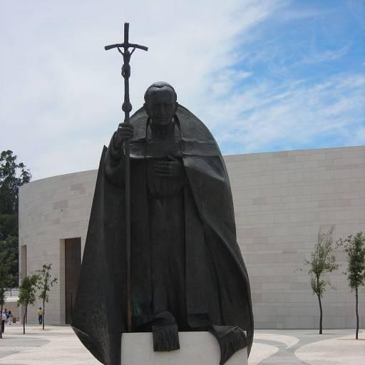 Papa João Paulo II escapou de um atentado em Portugal