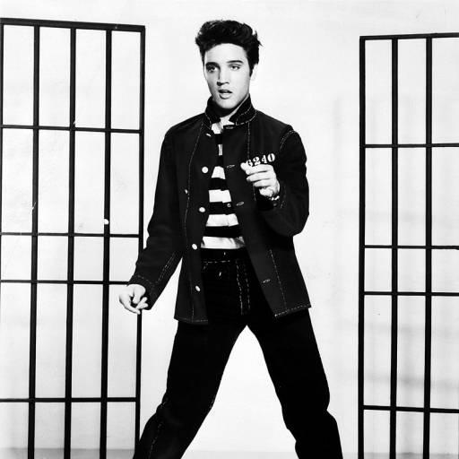 Elvis Presley apareceu na televisão pela primeira vez