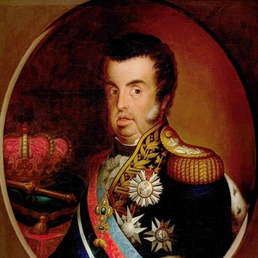 Faleceu o rei D. João VI