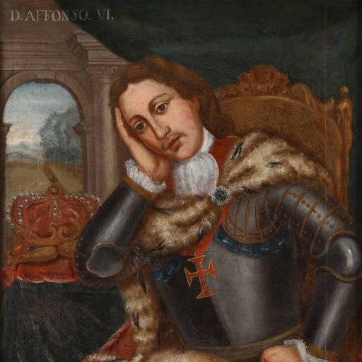 Faleceu o rei D. Afonso VI