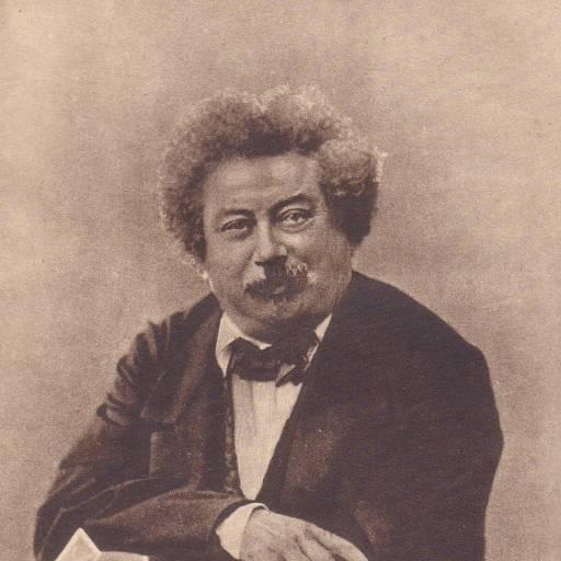 Nasceu o escritor Alexandre Dumas