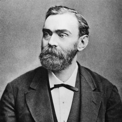 Faleceu Alfred Nobel, industrial e responsável pelo Prémio Nobel