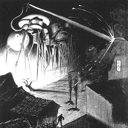 """""""A Guerra dos Mundos"""", na versão radiofónica de Orson Welles, semeia o pânico na América"""