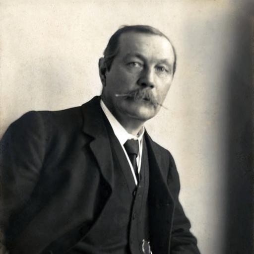 Faleceu o escritor Arthur Conan Doyle