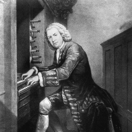 Faleceu o compositor Sebastian Bach