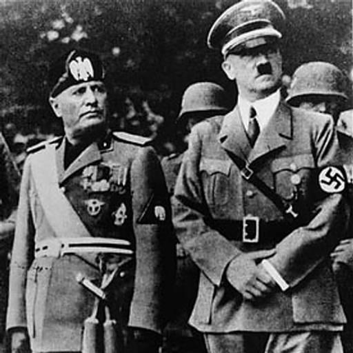 Alemanha e Itália assinaram o Pacto de Aço