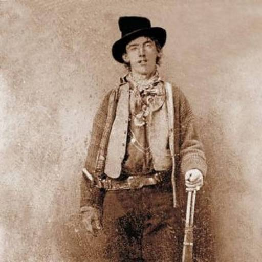 Faleceu Billy the Kid
