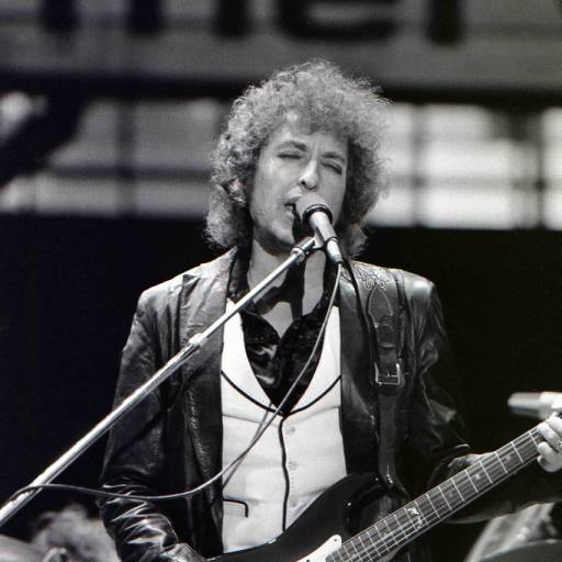 Nasceu o cantor Bob Dylan