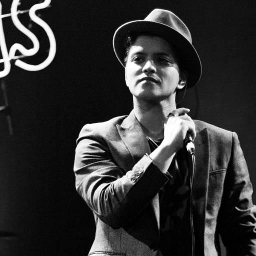 Nasceu o cantor Bruno Mars