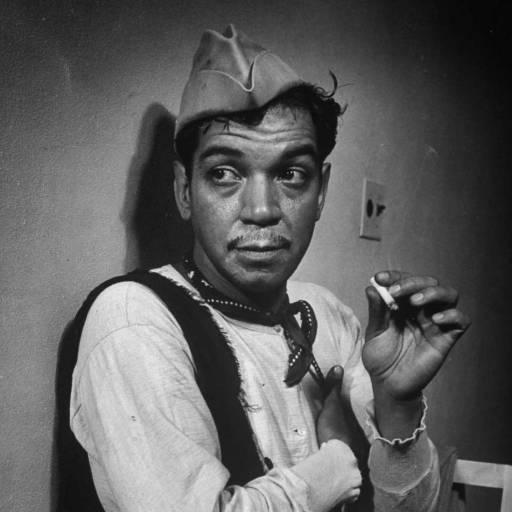 Faleceu o actor Cantinflas