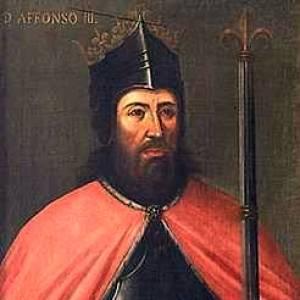 Nasceu o rei D. Afonso III
