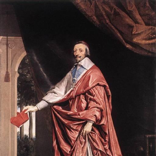 Faleceu o cardeal Richelieu