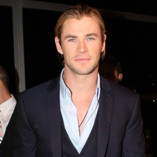 Nasceu o actor Chris Hemsworth