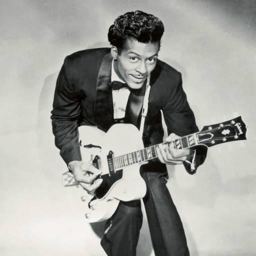 Nasceu o músico Chuck Berry
