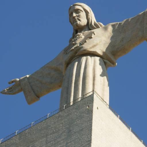 Foi inaugurado o Cristo Rei em Almada