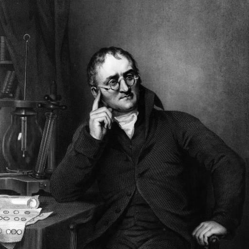 O físico e químico John Dalton descobriu o daltonismo